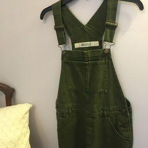 Brandy Melville overalls